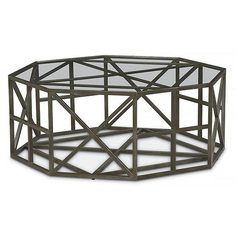 Cobblestone Hex Cocktail Table By Schnadig®
