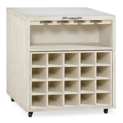 Schnadig® Mobile 2-Sided Wine Storage Unit