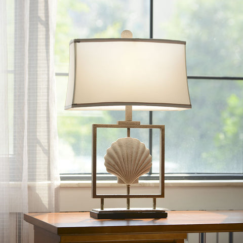 Seashell's Square Table lamp