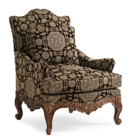 Image of WYETH EXPOSED WOOD CHAIR by Caracole®