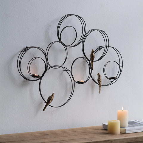 Image of Banyan Birds Wall Accent