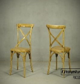 Image of XBack Dining Chairs - PJC118