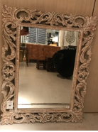 Mirror with Sophisticated Design