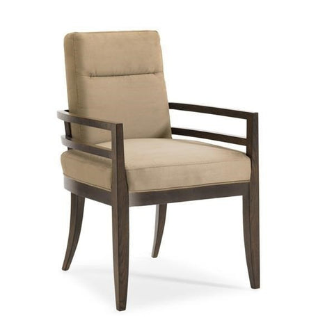 Caracole Craftsmen Arm Chair
