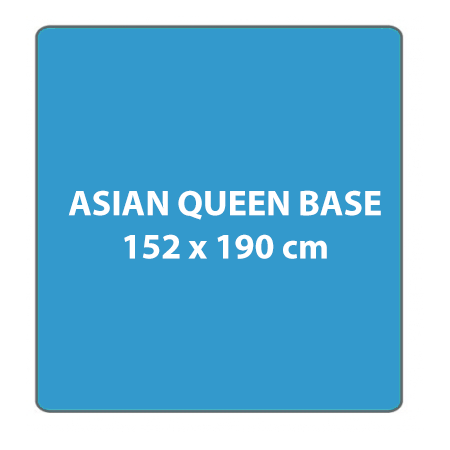 Image of Asian Queen Bed Base S$199 - taylorbdesign.com