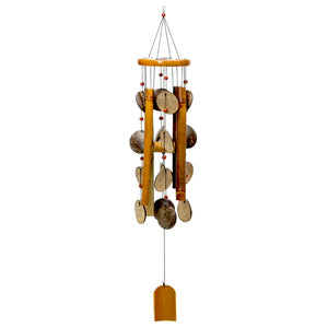 Bamboo & Pine Wind Chime