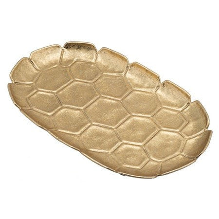 Cleo Gold Turtle Tray (S/L)
