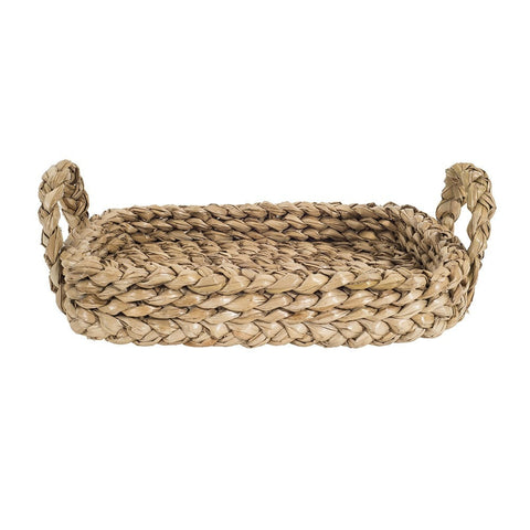 Image of Morocco Bankuan Braided Tray - Taylor B. Fine Design Group - 1