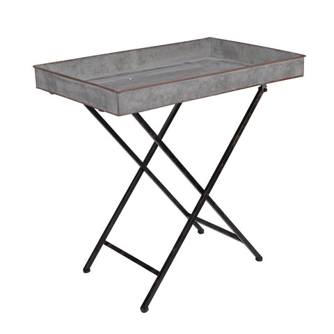 Reed Metal Folding Table