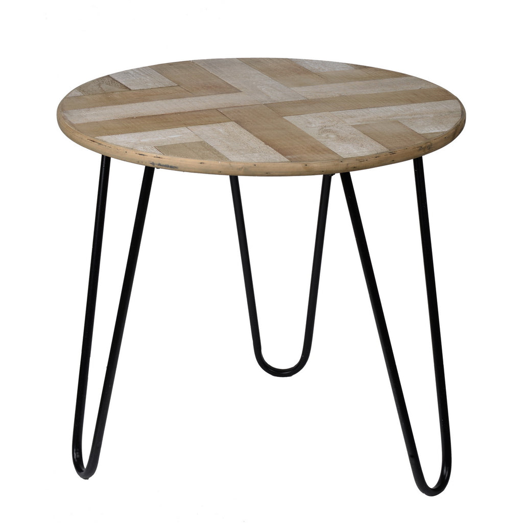 Prescott Round Side Table
