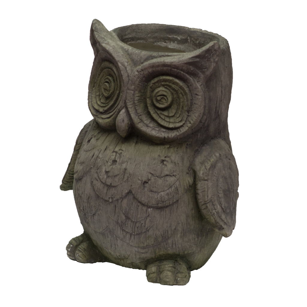 Manon Owl Planter