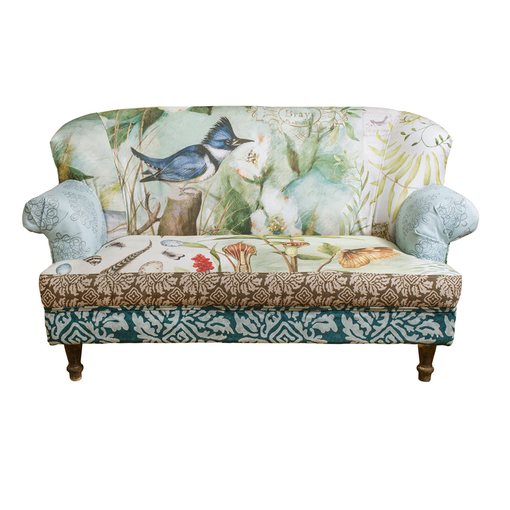 Susan Bird Loveseat (c) (ON SALE)