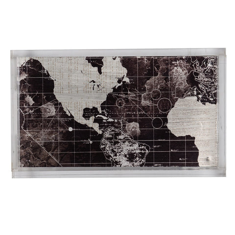 GLOBAL TRAY,SMALL