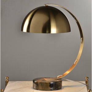 Half Sphere Table Lamp