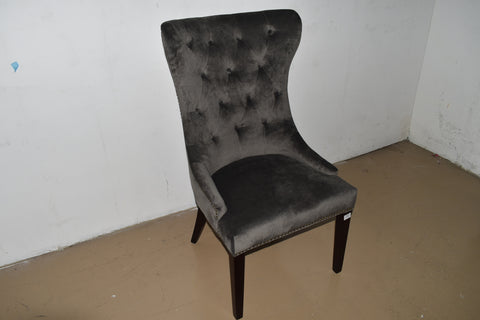 Image of Tufted Back Dining Chair