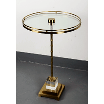 Bronze Coffee Side Table