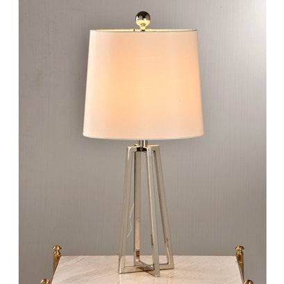 Nickle Quad-Prop Lamp