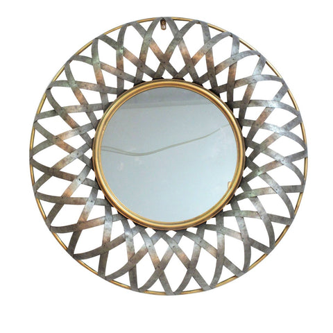 Ives Round Wall Mirror