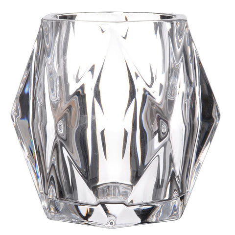 Della Crystal Candle Holder Modern