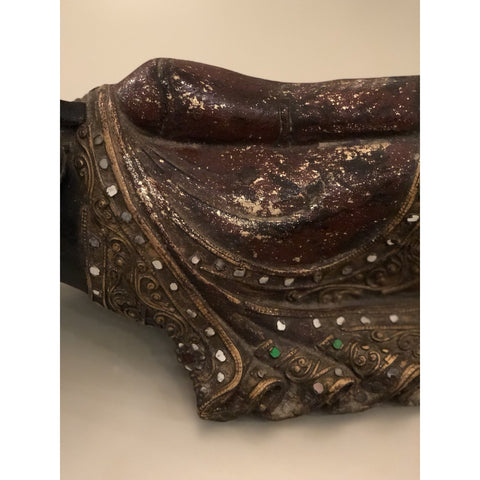 "20"" Reclining Buddha Mix Color 70090-30"