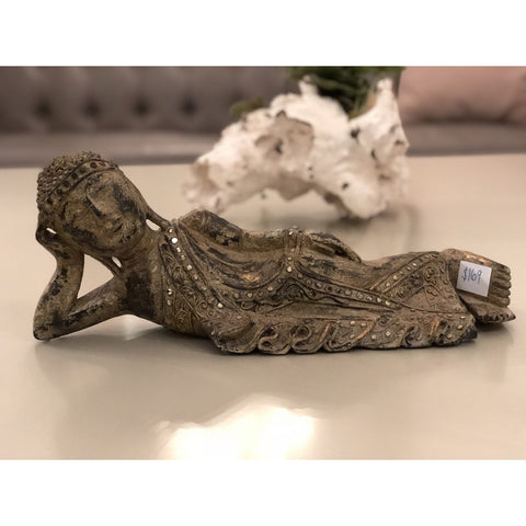 "16"" Reclining Buddha Mix Color 70090-29"