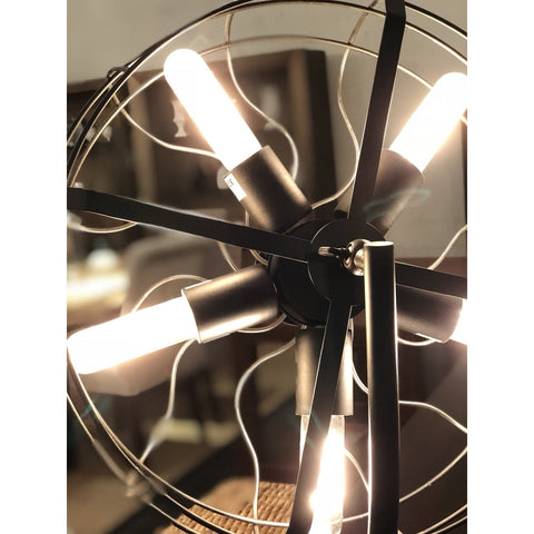 Image of Fan Me Crazy Lamp
