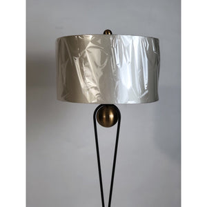 Gravity Pulls Floor Lamp