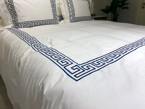Duvet Cover Greek 300TC King
