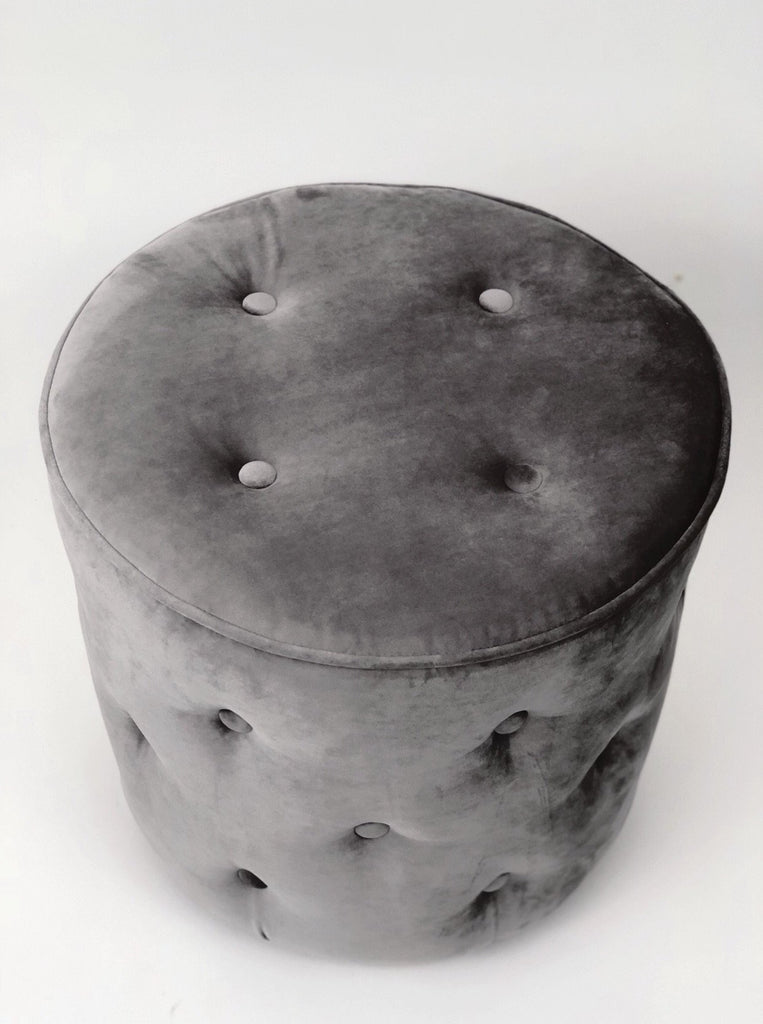 Chesterfield Pouf