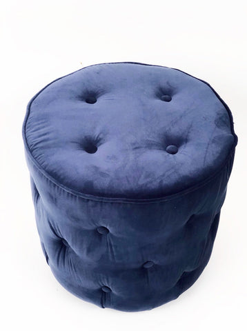 Image of Chesterfield Pouf