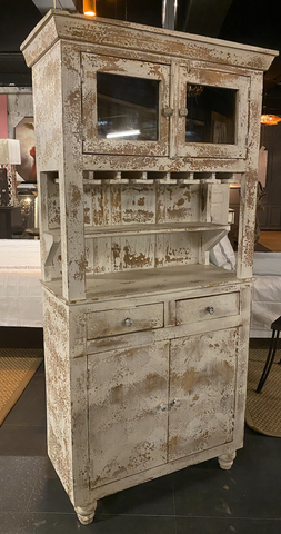 Image of Asher Wooden Cabinet