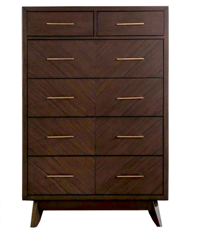 Image of Kensington 6 Drawer Tall Chest
