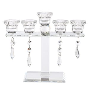 Society Chic 5-Arm Candleabra