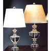 Trophy Cup Shape Crystal Lamp SMALL