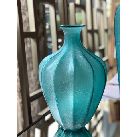 Mandarin Glass Vase, Medium