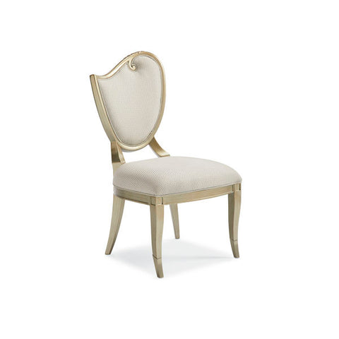 Champagne Mist LEFT SIDE CHAIR by Caracole®