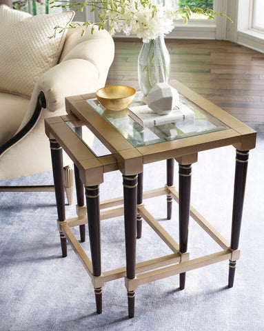 Everly Nesting Tables by Caracole®