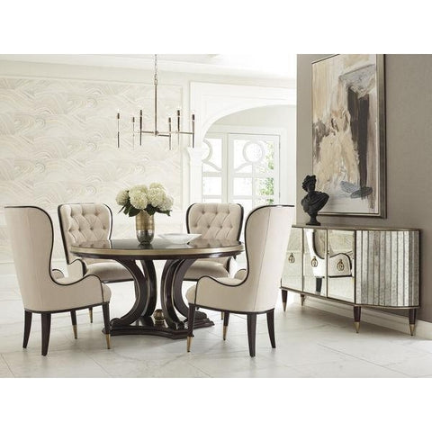 Image of Everly Round Dining Table by Schnadig®
