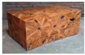Block Coffee Table