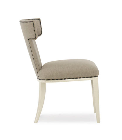 Image of UPTOWN DINING CHAIR by Caracole®