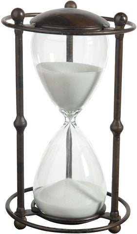 Hour Glass In Stand (Approx.1 Hour)