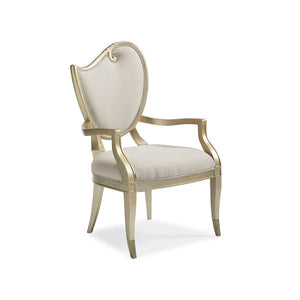 Champagne Mist ARM CHAIR by Caracole®