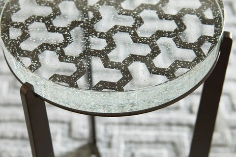 Geode - Crystal Spot Table