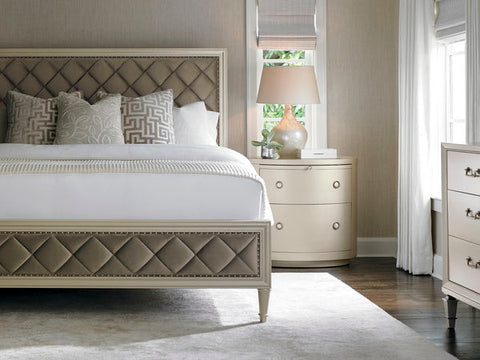 Diamonds Are Forever Queen Bed by Caracole® (ON SALE)