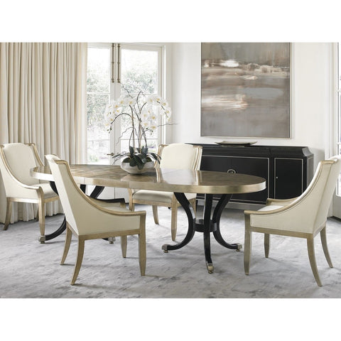Caracole® Draw Attention Dining Table - Taylor B. Fine Design Group - 2