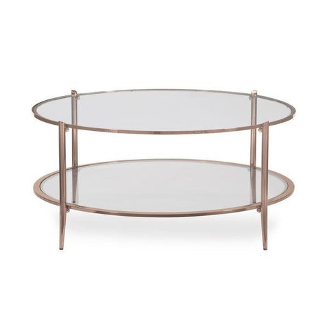 I'm Blushing Coctail Table by Caracole®