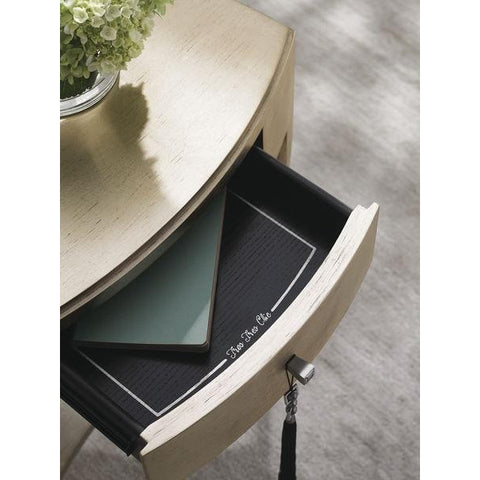 Tres, Tres Chic Accent Table By Caracole®