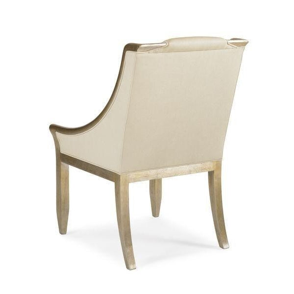 Sterling Reputation Dining Arm Chair by Caracole®