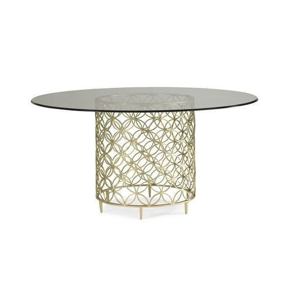 Blowing Bubbles Dining Table By Caracole®