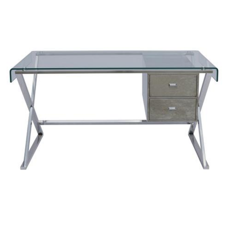 Dream Desk ( Polished Glass)